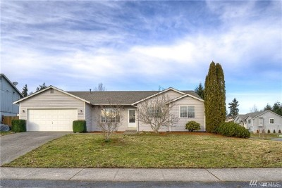 Spanaway Single Family Home Contingent: 8515 200th St Ct E