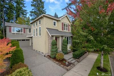 Redmond Single Family Home For Sale: 18322 NE 111th St
