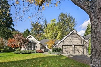 Bellevue Condo/Townhouse For Sale: 1806 Bellevue Wy NE