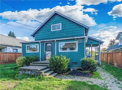 Tacoma Single Family Home For Sale: 1418 S 56th St