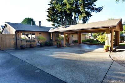 Kirkland Single Family Home For Sale: 9223 128th Ave NE
