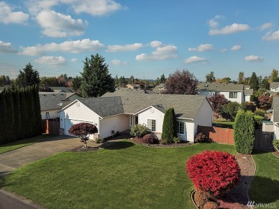 Puyallup Single Family Home For Sale: 15101 87th St E