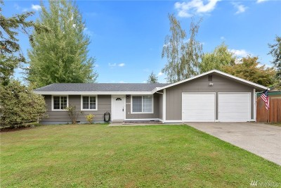 Port Orchard Single Family Home For Sale: 3049 Greendale Dr SE