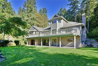 Bainbridge Island Single Family Home For Sale: 5653 NE Cessna Lane