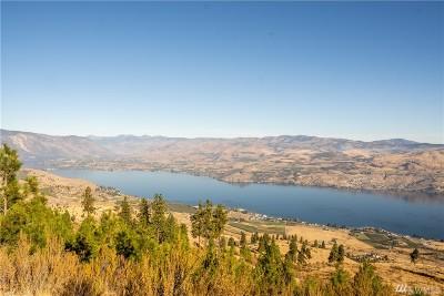 Chelan, Chelan Falls, Entiat, Manson, Brewster, Bridgeport, Orondo Residential Lots & Land For Sale: 262 Hawks Ridge Rd