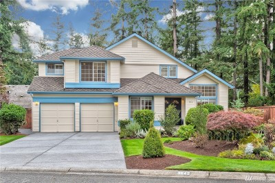 Sammamish Single Family Home For Sale: 3642 248th Ave SE