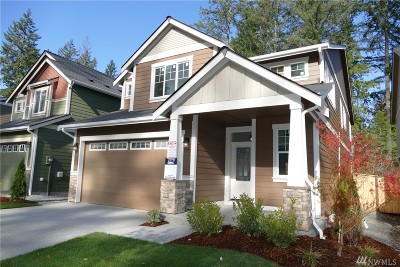 Lacey Single Family Home For Sale: 4258 Dudley Dr NE #Lot72