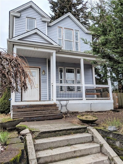 Tacoma Single Family Home For Sale: 810 S Sprague Ave