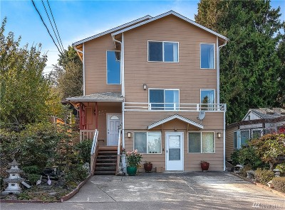 Seattle WA Rental For Rent: $2,700