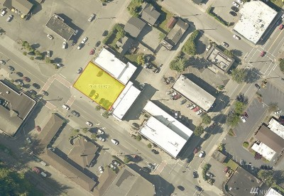 North Bend Residential Lots & Land For Sale: 230 W North Bend Wy