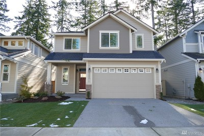 Lacey Single Family Home For Sale: 4253 Dudley Dr NE #Lot53