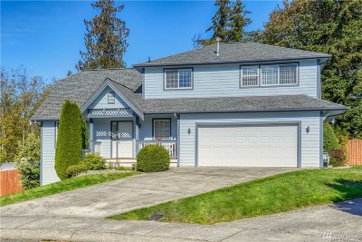 Bellingham Single Family Home For Sale: 3949 Lakemont Rd