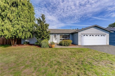 Everett Single Family Home For Sale: 7204 7th Dr W