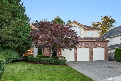 Sammamish Single Family Home For Sale: 151 245th Place SE