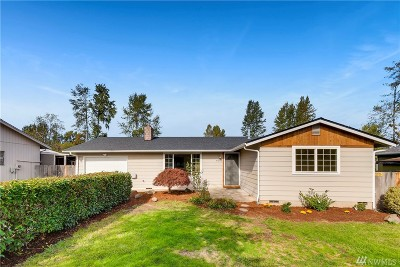 Marysville Single Family Home For Sale: 6205 60th Place NE