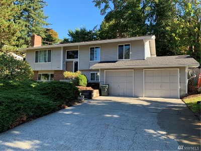 Bellingham Single Family Home For Sale: 3232 Maryland Place