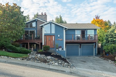 Federal Way Single Family Home Contingent: 4157 SW 314th St