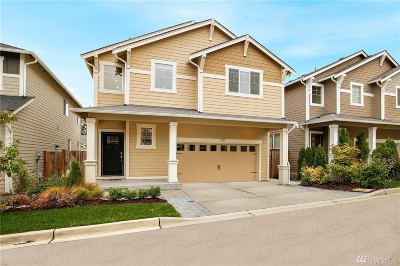 Bothell Condo/Townhouse For Sale: 15921 Meridian Ave S
