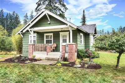 Gig Harbor Single Family Home For Sale: 10415 State Route 302 NW