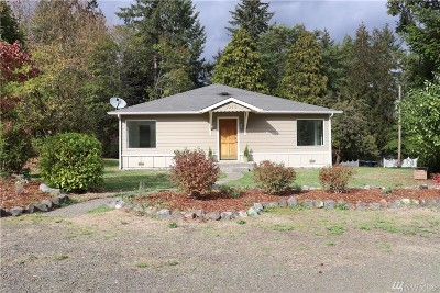 Shelton Single Family Home For Sale: 1240 Ellinor St