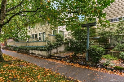King County Single Family Home For Sale: 1718 16th Ave #5
