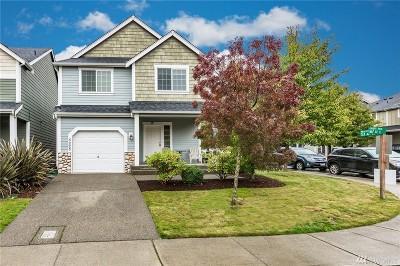 Tacoma Single Family Home For Sale: 5225 167th St E