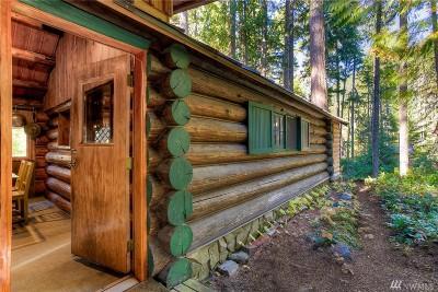 Single Family Home For Sale: 18 Deep Creek Usfs