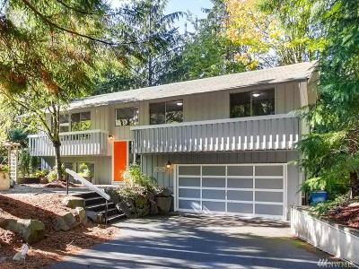 Edmonds Single Family Home For Sale: 20220 81st Ave W