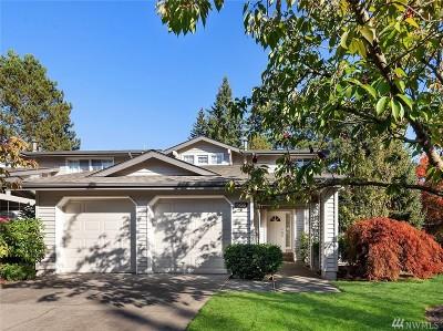 Bellevue WA Single Family Home For Sale: $605,000