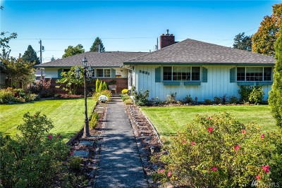 Bellingham Single Family Home For Sale: 2831 Iron St