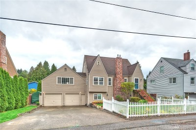 Burien Single Family Home For Sale: 15819 7th Place S