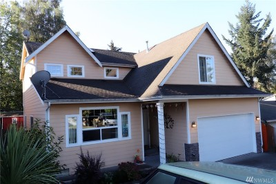 Seattle Single Family Home For Sale: 1035 S 116th St