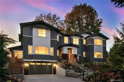 Bellevue Single Family Home For Sale: 2227 109th Ave NE