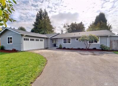 Kirkland Single Family Home For Sale: 11301 NE 147th St