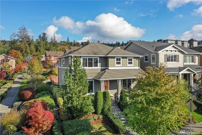 Issaquah Single Family Home For Sale: 1990 24th Ave