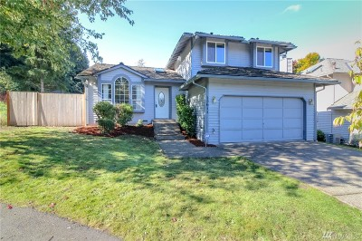 Renton Single Family Home For Sale: 15611 161st Ave SE