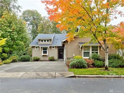 Redmond Single Family Home For Sale: 13796 Morgan Dr NE