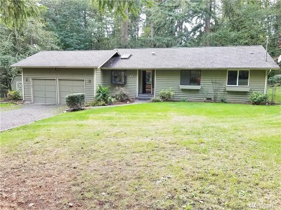 Stanwood Single Family Home For Sale: 17624 37th Ave NW
