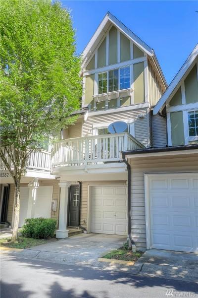 Redmond Single Family Home For Sale: 18282 NE 97th Wy #104