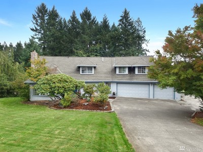 Gig Harbor Single Family Home For Sale: 2613 NW 52nd Ave