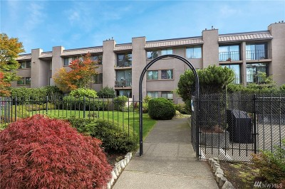 Seattle Condo/Townhouse For Sale: 11300 1st Ave NE #317