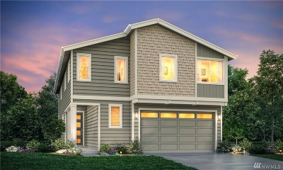 Lake Stevens Single Family Home For Sale: 2206 115th Dr SE #Lot29