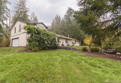 Tenino Single Family Home For Sale: 12220 Rock View Lane SE