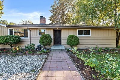 SeaTac Single Family Home For Sale: 19832 Military Rd S