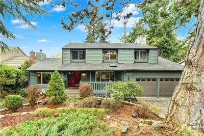 Bellevue Single Family Home For Sale: 15516 48th Dr