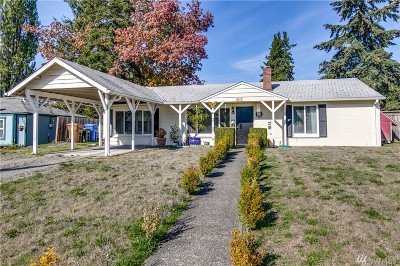 Pierce County Single Family Home For Sale: 5115 N 29th St