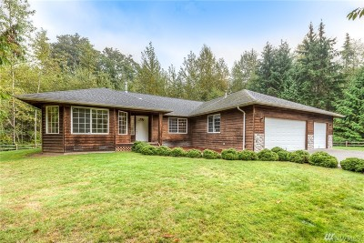 Snohomish County Single Family Home For Sale: 10125 160th St NE