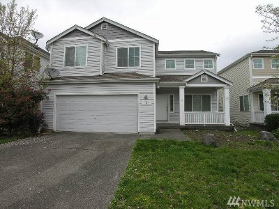 Spanaway Rental For Rent: 127 178th St Ct E