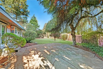 Seattle Single Family Home For Sale: 11428 35th Ave SW