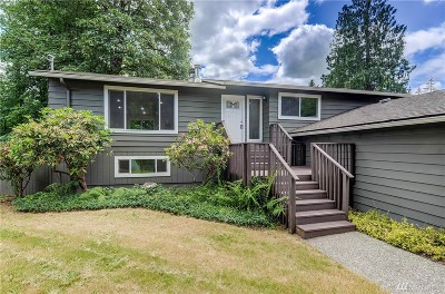 Renton Single Family Home For Sale: 6609 SE 4th Place